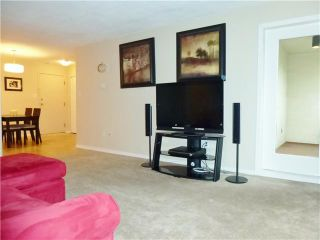 """Photo 5: 215 1955 WOODWAY Place in Burnaby: Brentwood Park Condo for sale in """"DOUGLAS VIEW"""" (Burnaby North)  : MLS®# V995901"""
