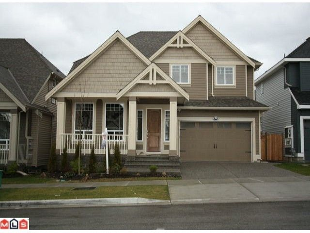 Main Photo: 17885 71ST Avenue in Surrey: Cloverdale BC House for sale (Cloverdale)  : MLS®# F1104831
