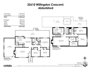 Photo 40: 32610 WILLINGDON Crescent in Abbotsford: Abbotsford West House for sale : MLS®# R2539935
