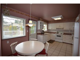 """Photo 5: 816 BAKER Drive in Coquitlam: Chineside House for sale in """"CHINESIDE"""" : MLS®# V994610"""