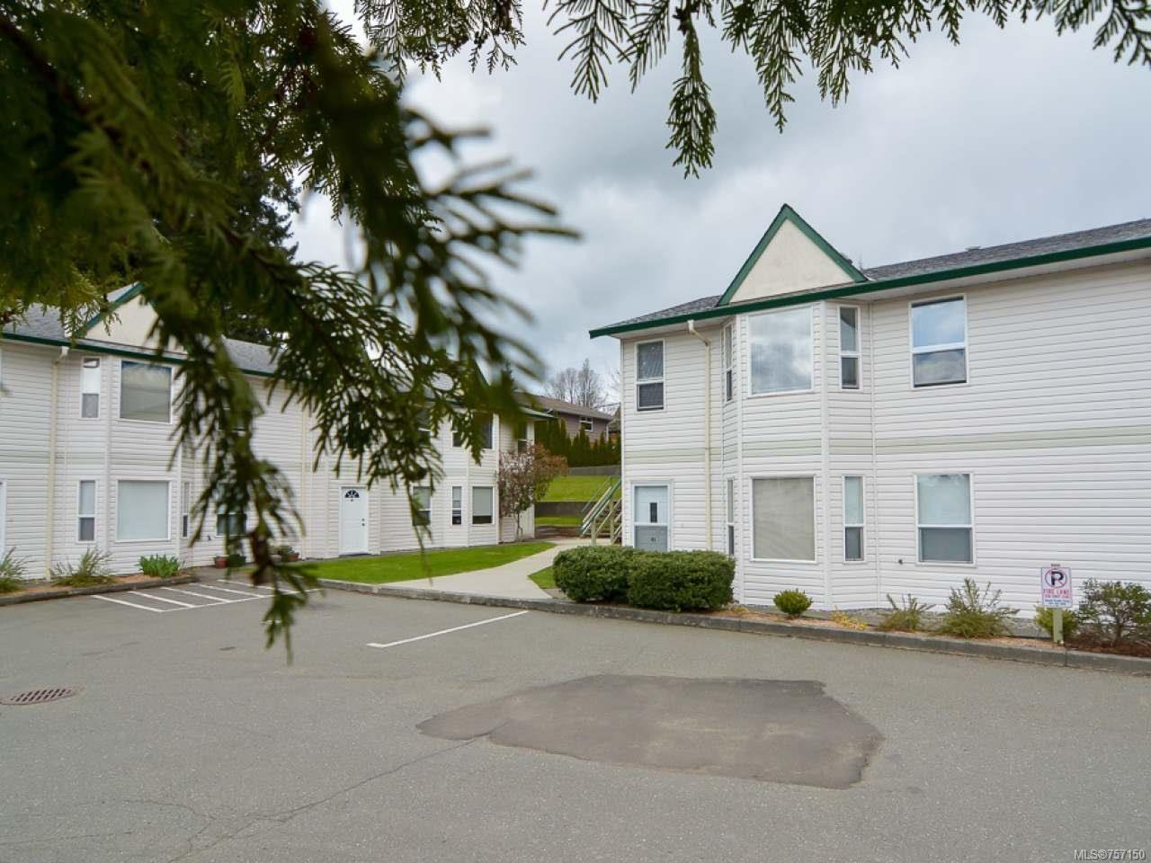 Main Photo: 48 1535 DINGWALL ROAD in COURTENAY: CV Courtenay East Condo for sale (Comox Valley)  : MLS®# 757150