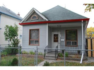 Photo 1: 696 Maryland Street in WINNIPEG: West End / Wolseley Residential for sale (West Winnipeg)  : MLS®# 1120646