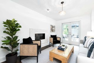 Photo 2: 50 Salisbury Avenue in Toronto: Cabbagetown-South St. James Town House (2 1/2 Storey) for sale (Toronto C08)  : MLS®# C5384304