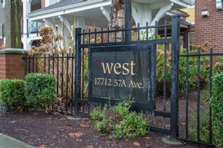 """Photo 1: 204 17712 57A Avenue in Surrey: Cloverdale BC Condo for sale in """"West on the Village Walk"""" (Cloverdale)  : MLS®# R2523778"""