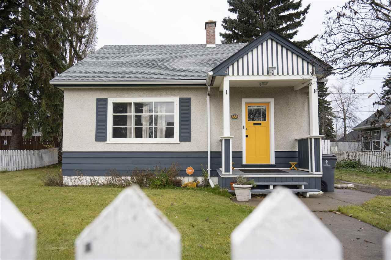 Main Photo: 365 ALWARD Street in Prince George: Central House for sale (PG City Central (Zone 72))  : MLS®# R2417954