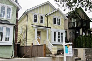 Photo 1: 3522 W 17TH Avenue in Vancouver: Dunbar House for sale (Vancouver West)  : MLS®# R2013732