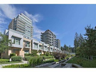 """Photo 1: 104 5838 BERTON Avenue in Vancouver: University VW Townhouse for sale in """"THE WESBROOK"""" (Vancouver West)  : MLS®# V1078429"""