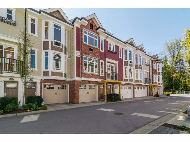Main Photo: 102 20738 84 AVENUE in : Willoughby Heights Townhouse for sale : MLS®# F1437102