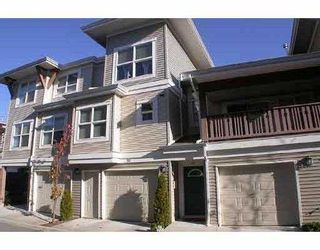 """Photo 1: 50 7111 LYNNWOOD Drive in Richmond: Granville Townhouse for sale in """"LAURELWOOD"""" : MLS®# V662822"""