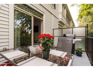 """Photo 18: 21 1708 KING GEORGE Boulevard in Surrey: King George Corridor Townhouse for sale in """"The George"""" (South Surrey White Rock)  : MLS®# R2196864"""