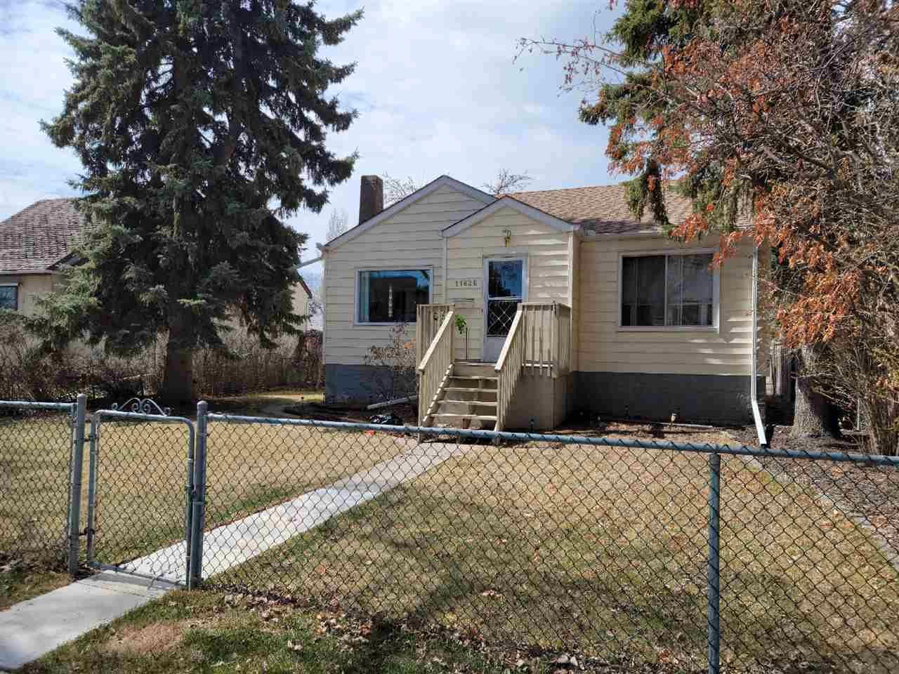 Main Photo: 11626 126 Street in Edmonton: Zone 07 House for sale : MLS®# E4241924