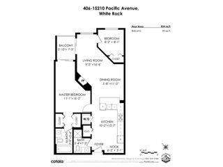 """Photo 25: 406 15210 PACIFIC Avenue: White Rock Condo for sale in """"OCEAN RIDGE"""" (South Surrey White Rock)  : MLS®# R2527441"""