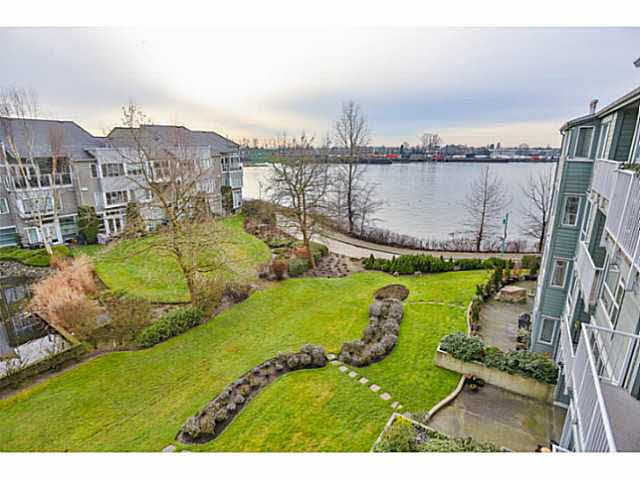 Main Photo: 409 2080 E KENT AVE SOUTH AVENUE in : South Marine Condo for sale (Vancouver East)  : MLS®# V1100807