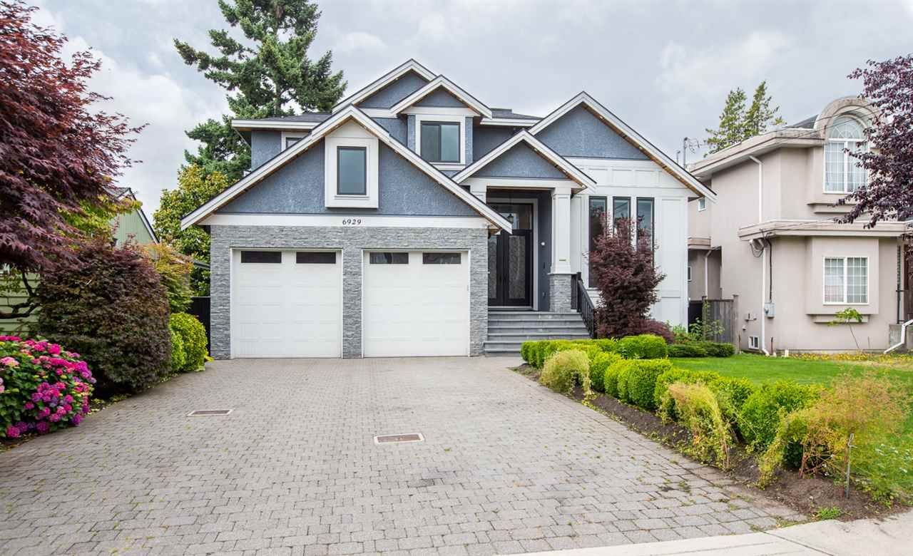 Main Photo: 6929 WILLINGDON Avenue in Burnaby: Metrotown House for sale (Burnaby South)  : MLS®# R2401647