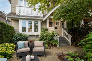 Photo 1: 3635 W 2ND Avenue in Vancouver: Kitsilano 1/2 Duplex for sale (Vancouver West)  : MLS®# R2620919