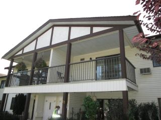 """Photo 1: 67 32718 GARIBALDI Drive in Abbotsford: Abbotsford West Townhouse for sale in """"Fircrest Estates"""" : MLS®# R2208590"""