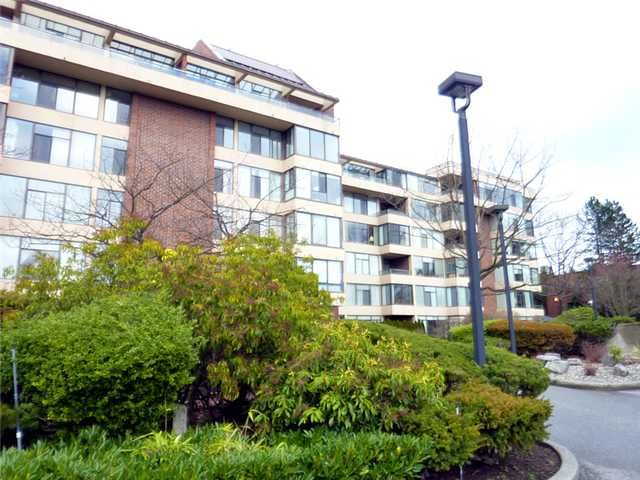 """Main Photo: # 609 2101 MCMULLEN AV in Vancouver: Quilchena Condo for sale in """"ARBUTUS VILLAGE"""" (Vancouver West)  : MLS®# V865100"""