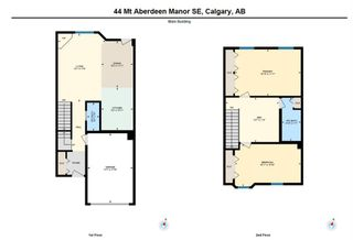 Photo 33: 44 Mt Aberdeen Manor SE in Calgary: McKenzie Lake Row/Townhouse for sale : MLS®# A1078644