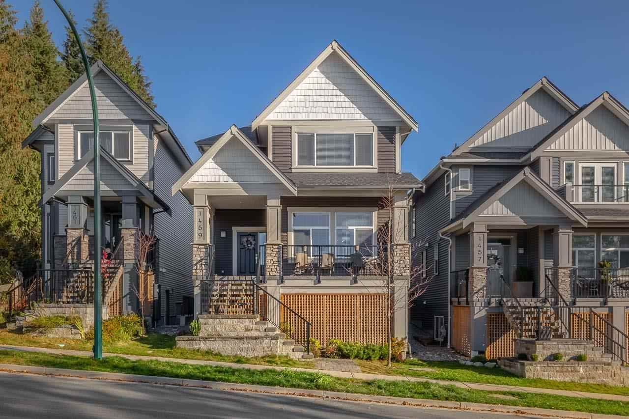 """Main Photo: 1459 DAYTON Street in Coquitlam: Burke Mountain House for sale in """"LARCHWOOD"""" : MLS®# R2575935"""