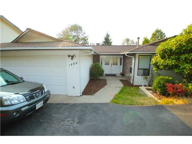 Main Photo: 1488 MARY HILL Lane in Port Coquitlam: Mary Hill House for sale : MLS®# V1080012