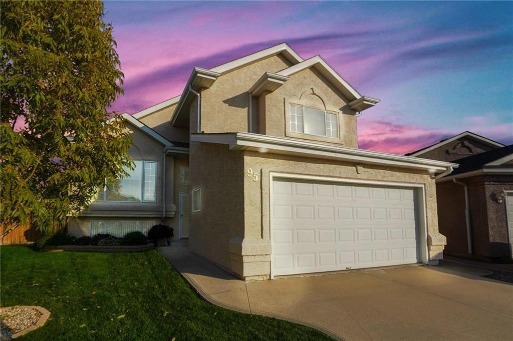 Main Photo: 95 Fulton Street in Winnipeg: River Park South Residential for sale (2F)  : MLS®# 202123710