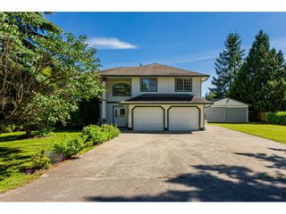 "Photo 1: 20080 24 Avenue in Langley: Brookswood Langley House for sale in ""Brookswood"" : MLS®# R2468218"