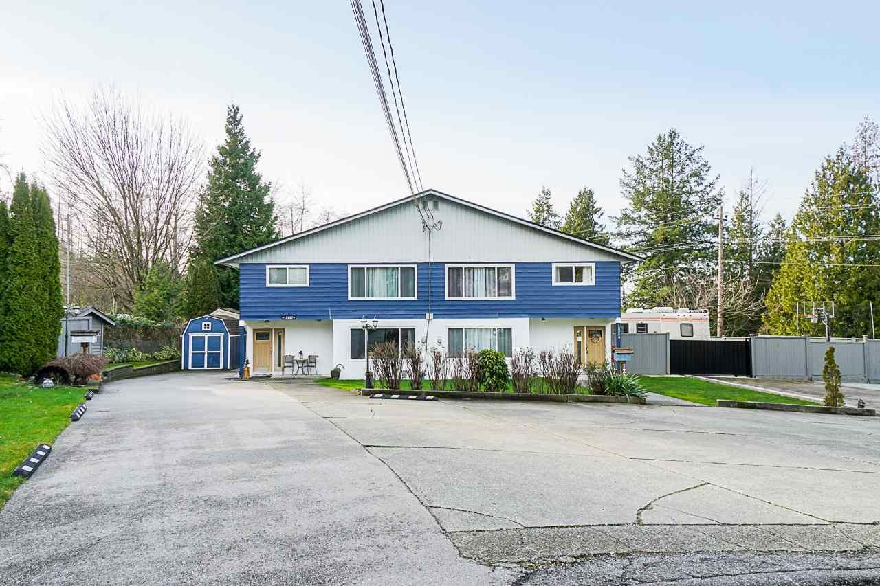 Main Photo: 12259 101 Avenue in Surrey: Cedar Hills 1/2 Duplex for sale (North Surrey)  : MLS®# R2555515