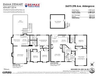 Photo 30: 26573 29B Avenue in Langley: Aldergrove Langley House for sale : MLS®# R2598515