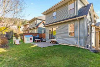 """Photo 21: 36 36169 LOWER SUMAS MOUNTAIN Road in Abbotsford: Abbotsford East Townhouse for sale in """"Junction Creek"""" : MLS®# R2550640"""