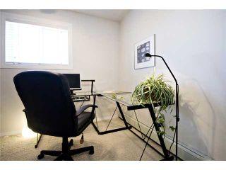 Photo 10: 107 3809 45 Street SW in CALGARY: Glenbrook Townhouse for sale (Calgary)  : MLS®# C3499753