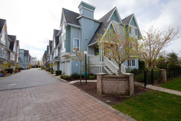 "Photo 1: Photos: 1 16388 85TH Avenue in Surrey: Fleetwood Tynehead Townhouse for sale in ""CAMELOT VILLAGE"" : MLS®# F1009224"