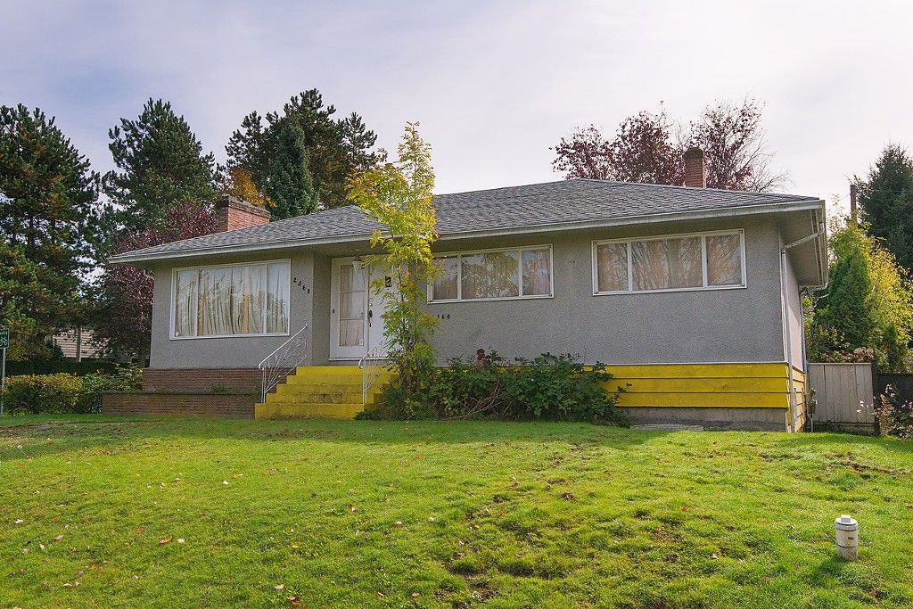 Photo 1: Photos: 2360 W KING EDWARD Avenue in Vancouver: Quilchena House for sale (Vancouver West)  : MLS®# R2008967