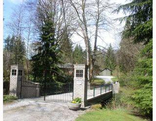 Photo 2: 11319 280TH Street in Maple_Ridge: Whonnock House for sale (Maple Ridge)  : MLS®# V760444