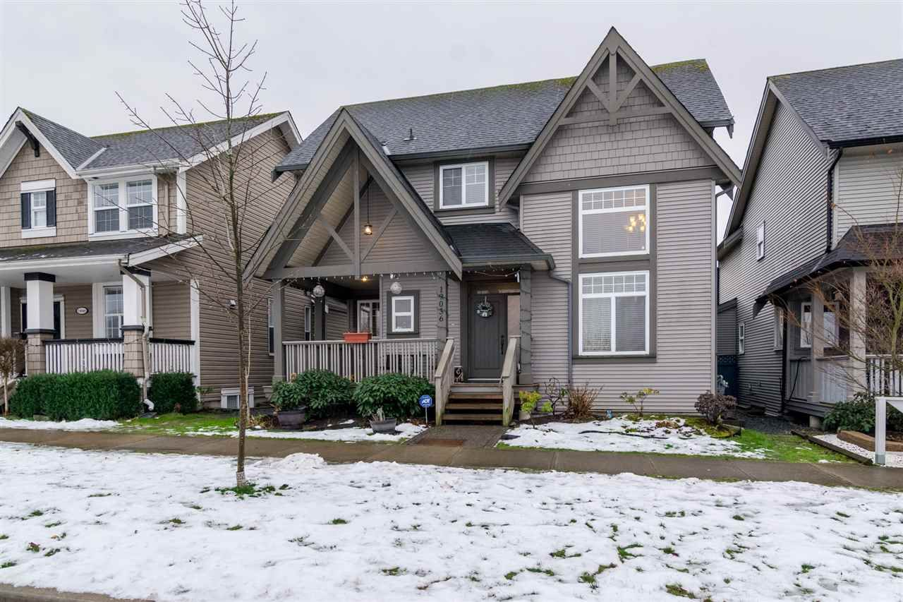 Main Photo: 19036 70 AVENUE in Surrey: Clayton House for sale (Cloverdale)  : MLS®# R2128470