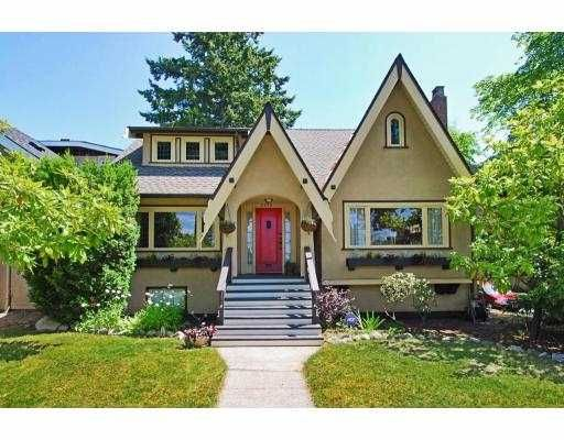 Main Photo: 5392 BLENHEIM Street in Vancouver: Kerrisdale House for sale (Vancouver West)  : MLS®# V777878