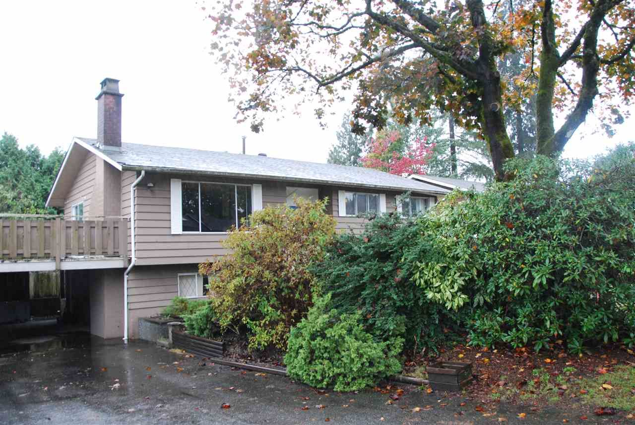 """Main Photo: 1244 ELLIS Drive in Port Coquitlam: Birchland Manor House for sale in """"BIRCHLAND MANOR"""" : MLS®# R2117284"""