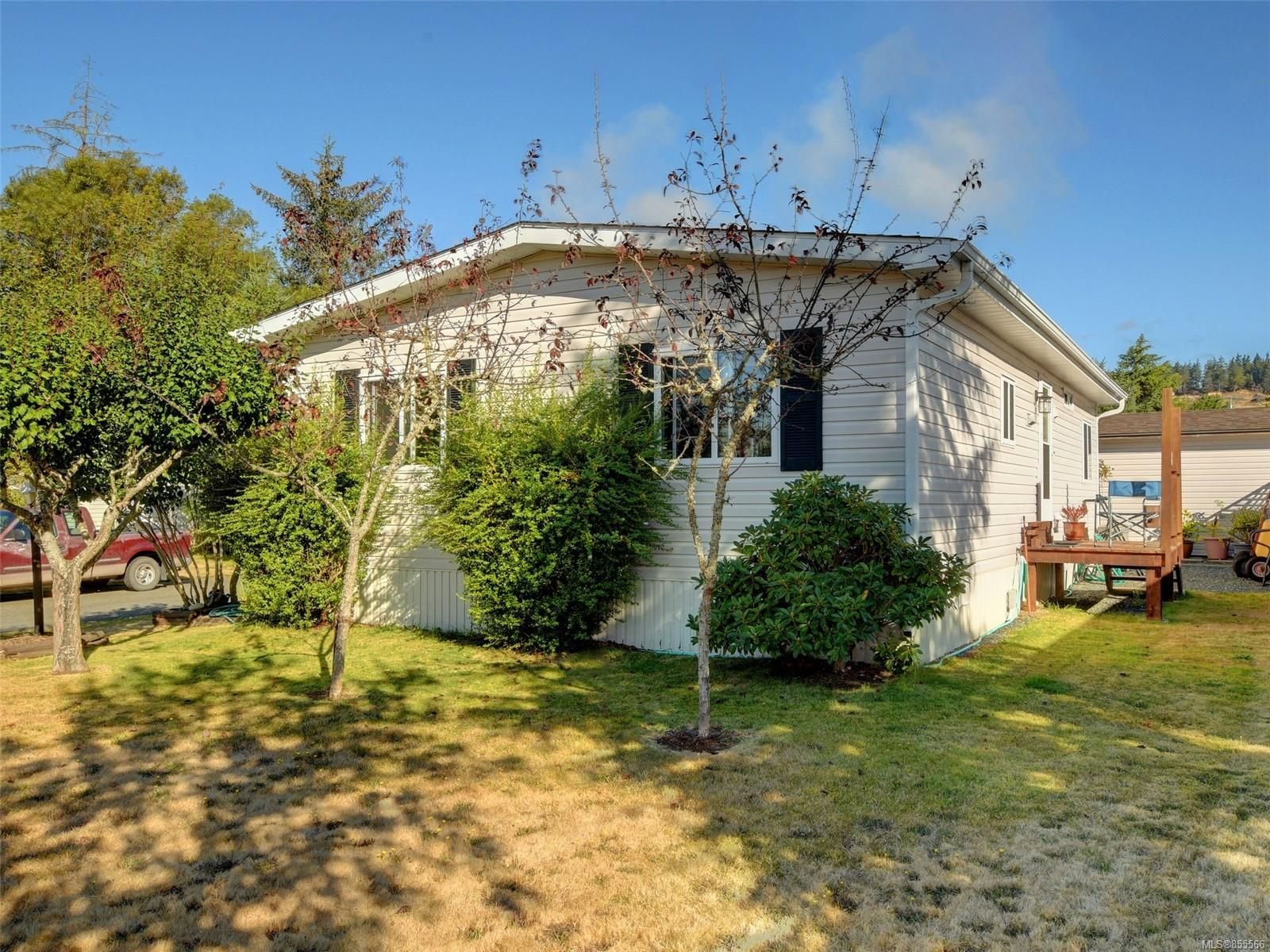 Main Photo: 28 7021 W Grant Rd in : Sk John Muir Manufactured Home for sale (Sooke)  : MLS®# 855566