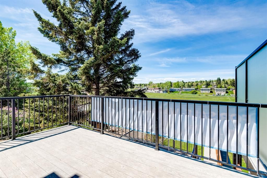 Photo 37: Photos: #1 4207 2 Street NW in Calgary: Highland Park Semi Detached for sale : MLS®# A1111957