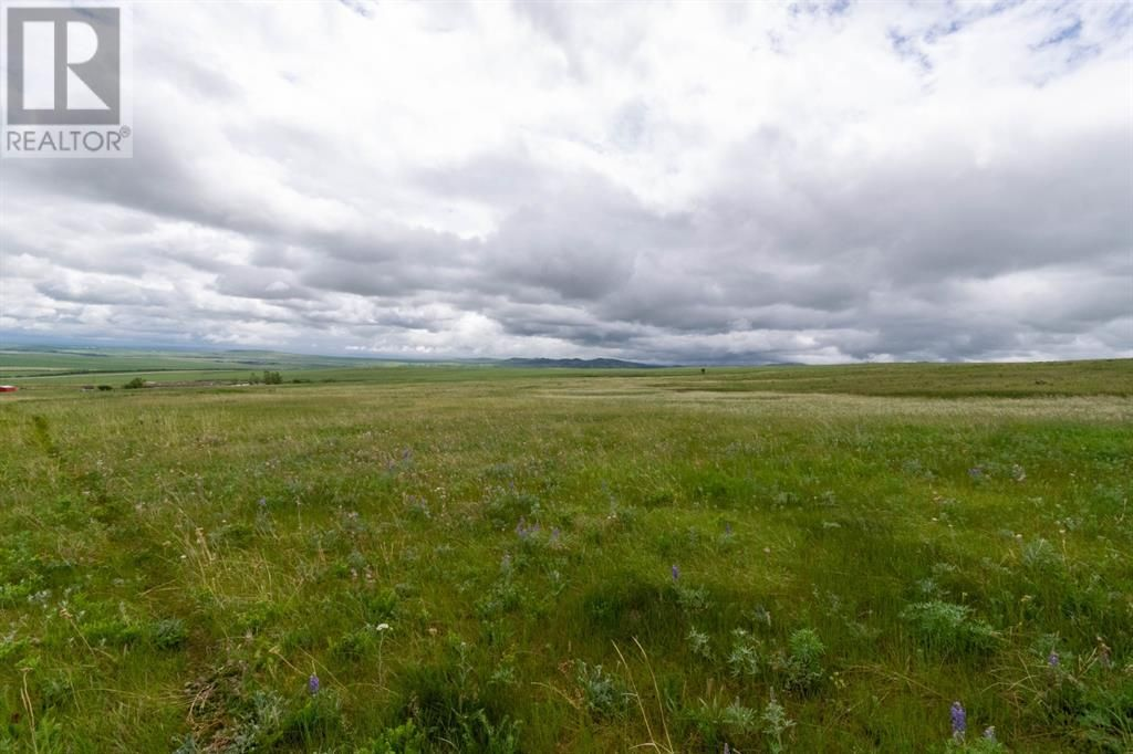 Main Photo: none Hwy 22 in Lundbreck: Vacant Land for sale : MLS®# A1123861