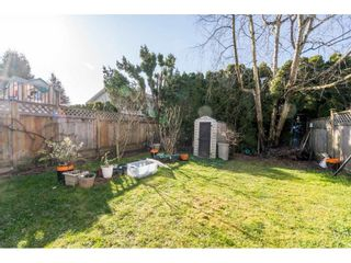 """Photo 24: 13 33900 MAYFAIR Avenue in Abbotsford: Central Abbotsford Townhouse for sale in """"Mayfair Gardens"""" : MLS®# R2563828"""