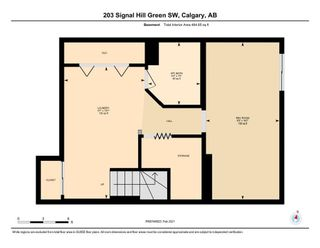 Photo 32: 203 Signal Hill Green SW in Calgary: Signal Hill Row/Townhouse for sale : MLS®# A1070915