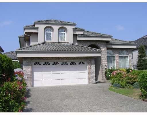 "Main Photo: 3231 TOLMIE Avenue in Richmond: Terra Nova House for sale in ""TERRA NOVA"" : MLS®# V780557"