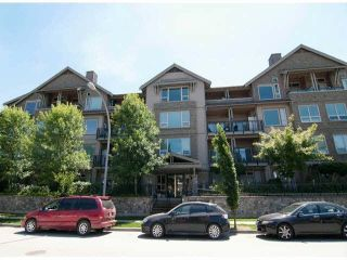 "Photo 1: 106 250 SALTER Street in New Westminster: Queensborough Condo for sale in ""PADDLER'S LANDING"" : MLS®# V1072840"
