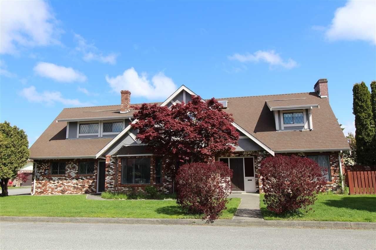 Main Photo: 9737 ASHWOOD DRIVE in Richmond: Garden City House for sale : MLS®# R2163896