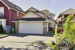 Photo 1: 11675 4TH AVENUE: Steveston Village Home for sale ()  : MLS®# V1142669