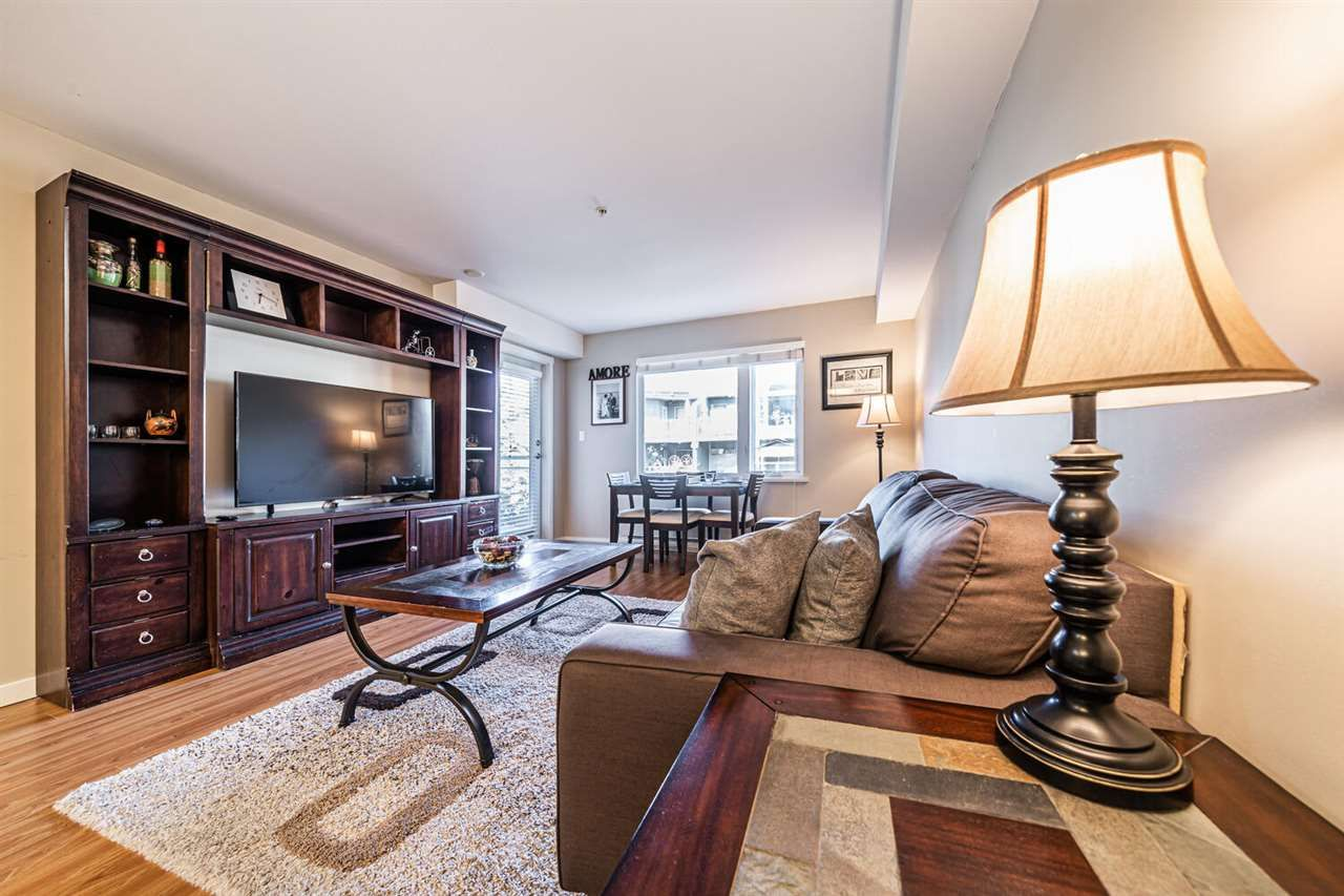"""Main Photo: 205 2373 ATKINS Avenue in Port Coquitlam: Central Pt Coquitlam Condo for sale in """"CARMANDY"""" : MLS®# R2569253"""