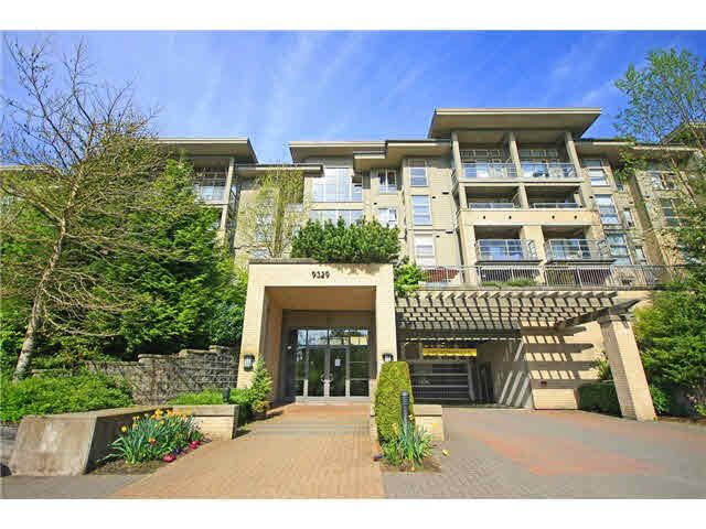 Main Photo: 303 9329 UNIVERSITY CRESCENT in : Simon Fraser Univer. Condo for sale (Burnaby North)  : MLS®# V1063613