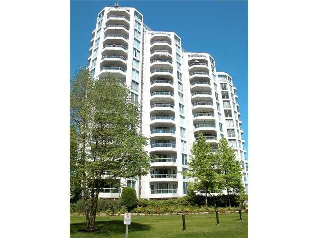 "Main Photo: 806 69 JAMIESON Court in New Westminster: Fraserview NW Condo for sale in ""PALACE QUAY"" : MLS®# V1033034"