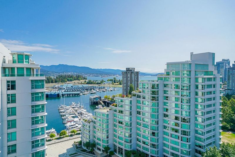FEATURED LISTING: 1502 - 1790 BAYSHORE Drive Vancouver
