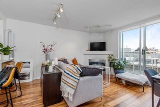 """Photo 2: 422 2255 W 4TH Avenue in Vancouver: Kitsilano Condo for sale in """"THE CAPERS BUILDING"""" (Vancouver West)  : MLS®# R2565232"""
